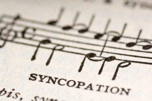 SINCOPE E CONTROTEMPO - figurazioni, scrittura, esecuzione