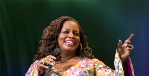 MY LITTLE BROWN BOOK voice solo transcription – solo performed by Dianne Reeves