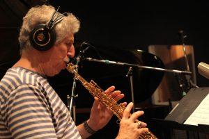 STICK TO IT IVE NESS sax soprano solo transcription performed by Bob Mintzer