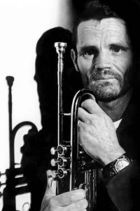DANCING ON THE CEILING - Chet Baker voice scat solo