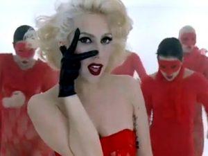 BAD ROMANCE (Lady Gaga) arrangiamento per orchestra scolastica