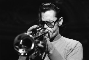 EVERYTHING HAPPENS TO ME – Chet Baker trumpet solo transcription (Alternate take)
